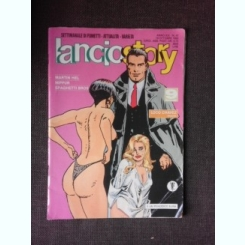 Revista Lanciostory nr.41/1993, revista cu benzi desenate  (text in limba italiana)