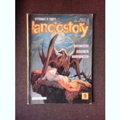Revista Lanciostory nr.5/1996, revista cu benzi desenate  (text in limba italiana)