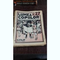 REVISTA LUMEA COPIILOR NR.27 ANUL I/1922