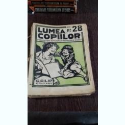 REVISTA LUMEA COPIILOR NR.28 ANUL I/1922
