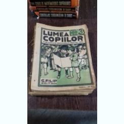 REVISTA LUMEA COPIILOR NR.3 ANUL I/1922