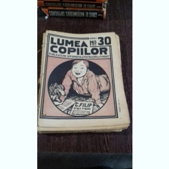 REVISTA LUMEA COPIILOR NR.30 ANUL I/1922