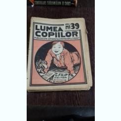 REVISTA LUMEA COPIILOR NR.39 ANUL I/1922