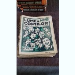 REVISTA LUMEA COPIILOR NR.9 ANUL I/1922