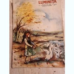 REVISTA LUMINITA NR.10/1956 REVISTA CELOR MICI