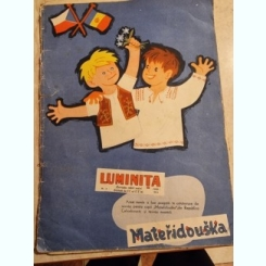 REVISTA LUMINITA NR.2/1957 REVISTA CELOR MICI