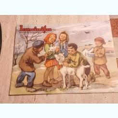 REVISTA LUMINITA NR.2/1959 REVISTA CELOR MICI