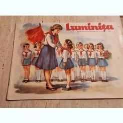 REVISTA LUMINITA NR.3/1961 REVISTA CELOR MICI