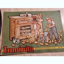 REVISTA LUMINITA NR.4/1959 REVISTA CELOR MICI