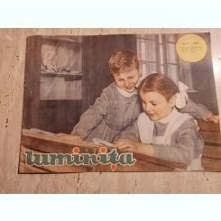 REVISTA LUMINITA NR.9/1959 REVISTA CELOR MICI