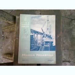 REVISTA MAREA NOASTRA NR.11 /1938