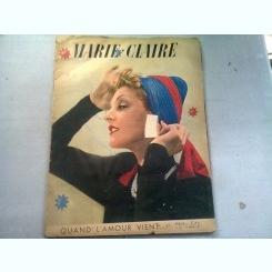 REVISTA MARIE CLAIRE NR.102/1939