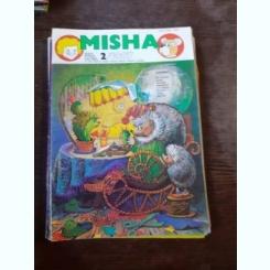 REVISTA MISHA NR.2/1987 (REVISTA PENTRU COPII, IN LIMBA SPANOLA)