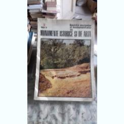 REVISTA MONUMENTE ISTORICE SI DE ARTA NR.2/1977