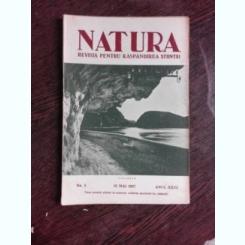 REVISTA NATURA NR.5/1937