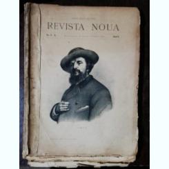 REVISTA NOUA -NR.3-4 IUNIE IULIE 1892