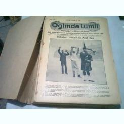 REVISTA OGLINDA LUMII - 51 NUMERE DIN 1927, COLIGATE