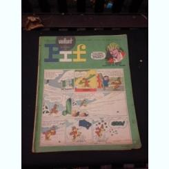 Revista Pif nr.1082/1966, text in limba franceza