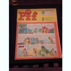 Revista Pif nr.1109/1966, text in limba franceza