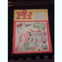 Revista Pif nr.1147/1967, text in limba franceza