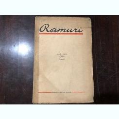 REVISTA RAMURI,IUNIE-IULIE ,1940,ARTICOL DESPRE EMINESCU,AUGUSTIN Z N POP