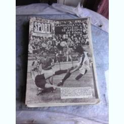 REVISTA SPORT NR.4/1984