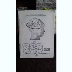 REVISTA SPORTUL DE PERFORMANTA NR.328/1992