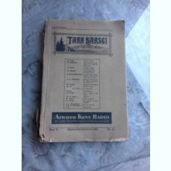 REVISTA TARA BARSEI NR.5/1931