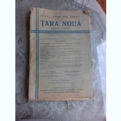REVISTA TARA NOUA NR. 2/NOIEMBRIE 1911