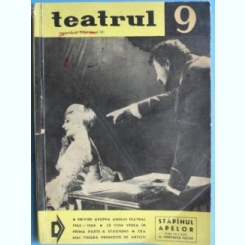 Revista Teatrul nr.9/1964