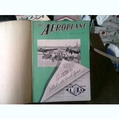 REVISTA THE AEROPLANE - 7 NUMERE/ IANUARIE, FEBRUARIE 1939