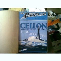REVISTA THE AEROPLANE - 7 NUMERE/1940