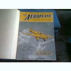REVISTA THE AEROPLANE - 8 NUMERE 1935