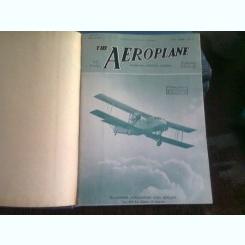 REVISTA THE AEROPLANE - 8 NUMERE/1932