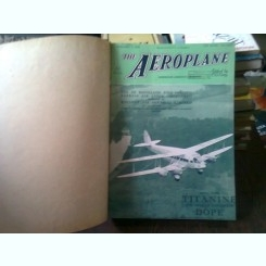 REVISTA THE AEROPLANE - 9 NUMERE/1934