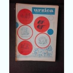 REVISTA URZICA NR.10/1973 REVISTA DE SATIRA SI UMOR