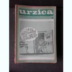 REVISTA URZICA NR.10/1987 REVISTA DE SATIRA SI UMOR