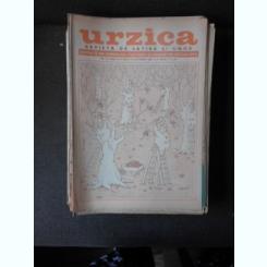 REVISTA URZICA NR.10/1988 REVISTA DE SATIRA SI UMOR