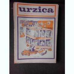 REVISTA URZICA NR.11/1972 REVISTA DE SATIRA SI UMOR