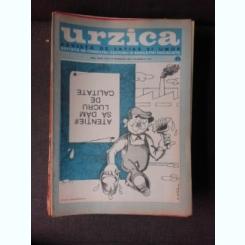 REVISTA URZICA NR.11/1987 REVISTA DE SATIRA SI UMOR
