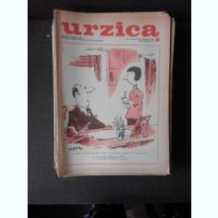 REVISTA URZICA NR.11/1988 REVISTA DE SATIRA SI UMOR