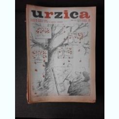 REVISTA URZICA NR.11/1989 REVISTA DE SATIRA SI UMOR
