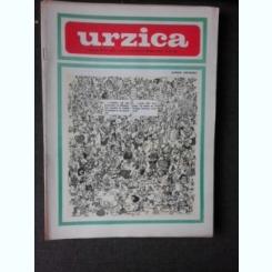REVISTA URZICA NR.1/1973 REVISTA DE SATIRA SI UMOR