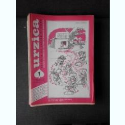 REVISTA URZICA NR.1/1987 REVISTA DE SATIRA SI UMOR