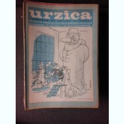 REVISTA URZICA NR.1/1988 REVISTA DE SATIRA SI UMOR