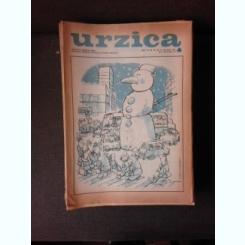 REVISTA URZICA NR.1/1989 REVISTA DE SATIRA SI UMOR