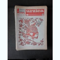 REVISTA URZICA NR.12/1986 REVISTA DE SATIRA SI UMOR