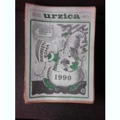 REVISTA URZICA NR.12/1989 REVISTA DE SATIRA SI UMOR