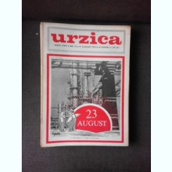 REVISTA URZICA NR.15/1973 REVISTA DE SATIRA SI UMOR