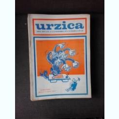 REVISTA URZICA NR.21/1973 REVISTA DE SATIRA SI UMOR